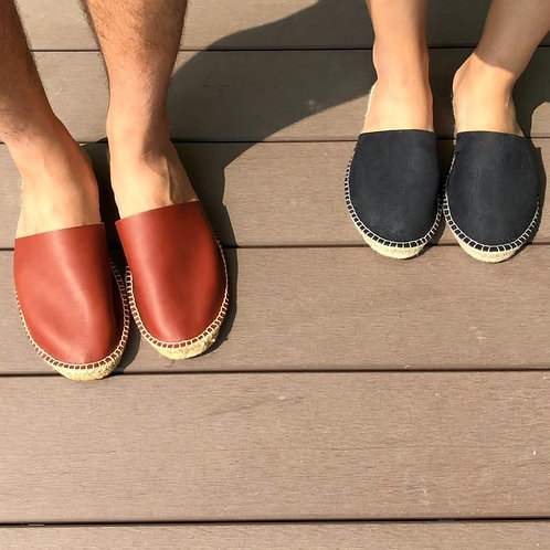 Espadrille Making Kit (Straight Style Mules)