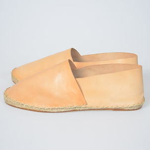 Authentic traditional flat classic Espadrilles made in Singapore