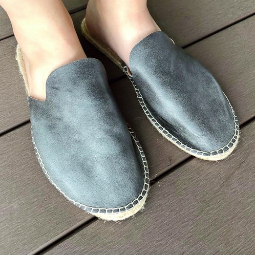 Espadrille Making Kit (Curve Style Mules)