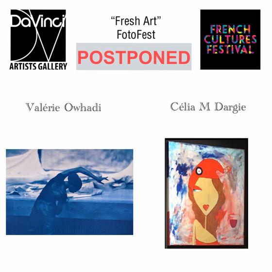 Fresh Art, FotoFest & French Culture Festival