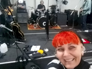 Revving up rehearsals