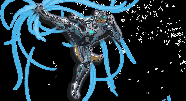 PotenDogs - Kai -Biped Champion