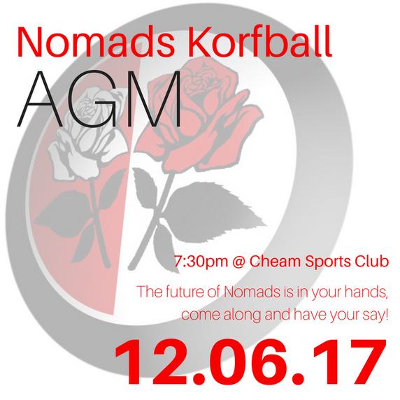 Nomads AGM
