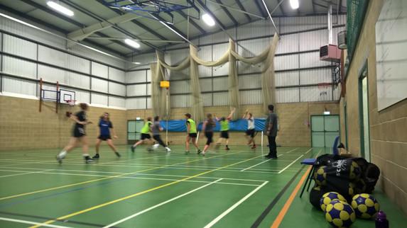 Indoor Training Kicks Off!