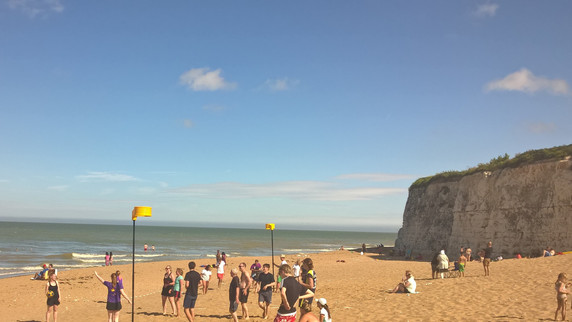 Season finished at Epsom, time to relax ready for the Summer Korf!