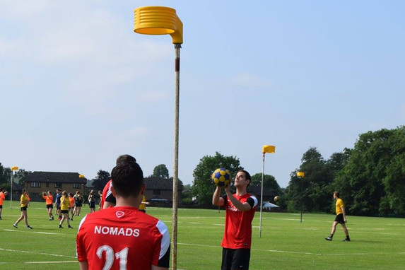 Nomads Summer Training Continues