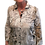 """Thumbnail: """"Once in Paris"""" Button Front Shirt by Dolcezza 70133"""