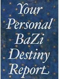 Bazi Chinese Astrology Report Forecast