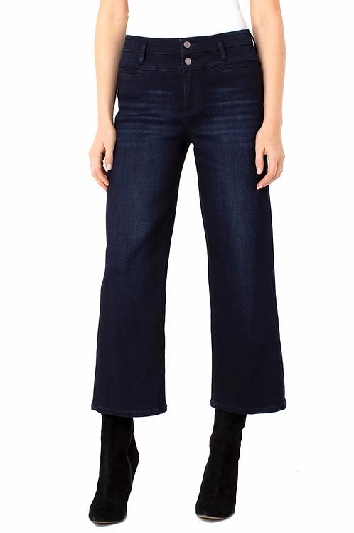 Hi-Rise Regan Wide Leg Jean