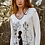 """Thumbnail: """"Night Out in Paris"""" V-Neck Sweater"""