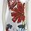 Thumbnail: Leopards & Roses Flower Print Drawstring Tunic