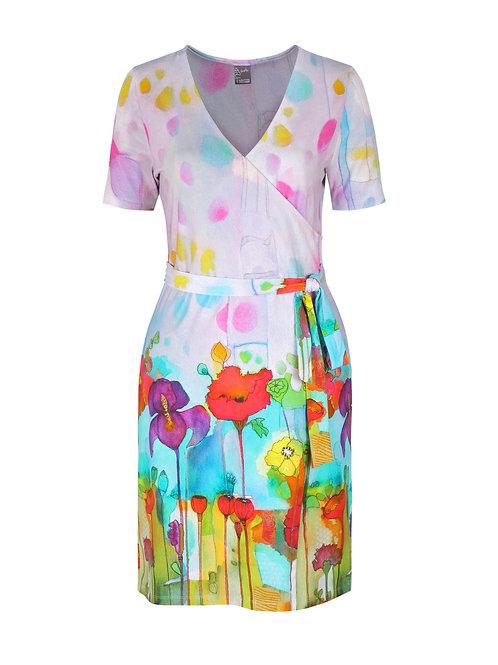 Poppy V-Neck Dress