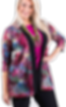 Colourful forest Banded Cardi_edited_edi