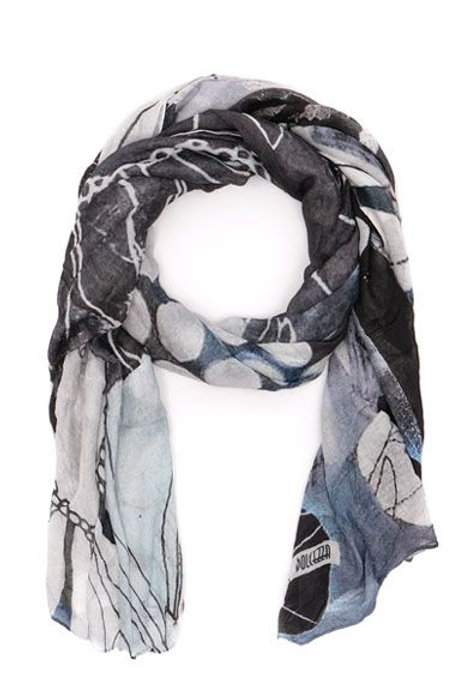 """Dolcezza """"Art Makes You Happy"""" Scarf"""