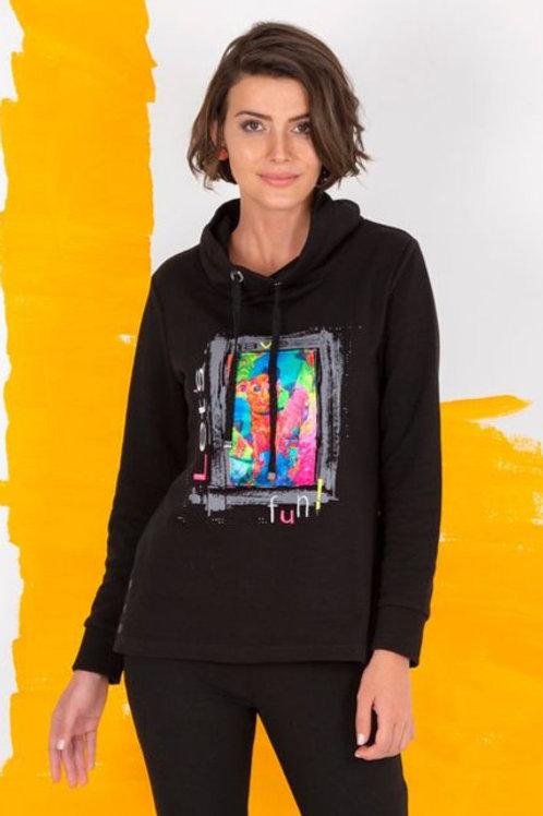 "Dolcezza ""Arty Dog"" Sweatshirt"