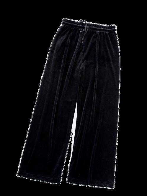 One size Stretch Velevet Pants