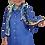 Thumbnail: Sapphire Blue Linen Shirt