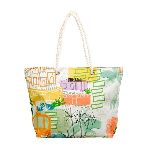 """Palm Springs"" Tote Bag"