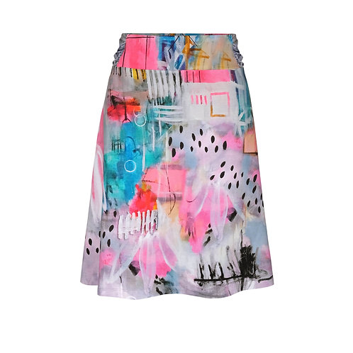 """The Best Things in Life"" Skirt"