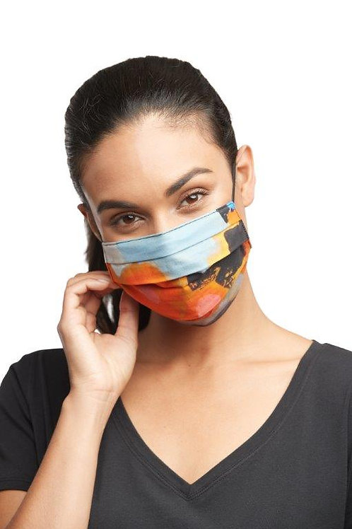 """In the City"" Non-Medical Face Mask by Claire Desjardins"