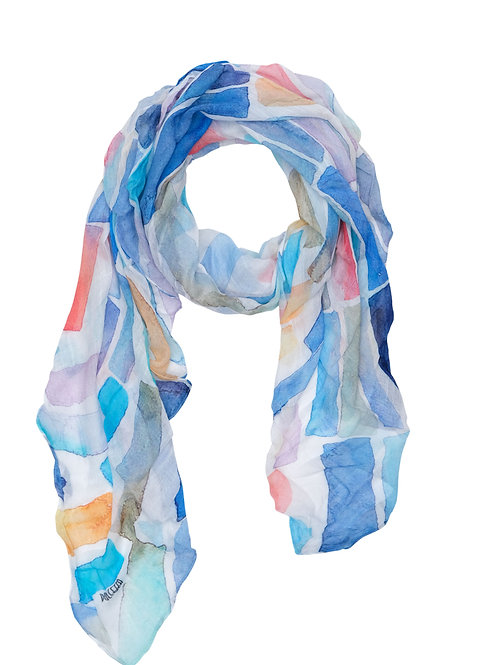 "Dolcezza ""Group Think 1"" Scarf"