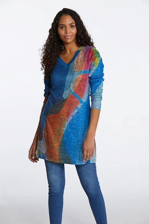 """""""Dancing in the Kitchen"""" V- Neck Tunic Item #90243"""