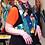 Thumbnail: Burano Print Asymmetrical Tunic