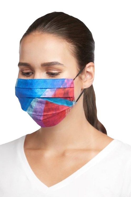 """""""Dancing in the Kitchen"""" Non-Medical Face Mask by Claire Desjardins"""