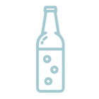 Beer or Soda Bottle Icon