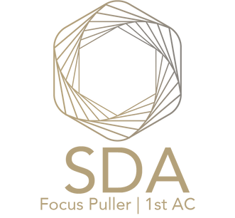 Shane de Almeida Focus Puller 1stAC Logo