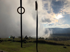 Clouds rolling in at Buffelskloof Nature Reserve