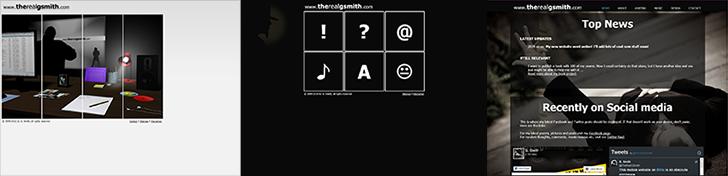 Screenshot websites