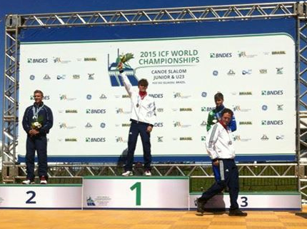 U23 World Champion, BRA