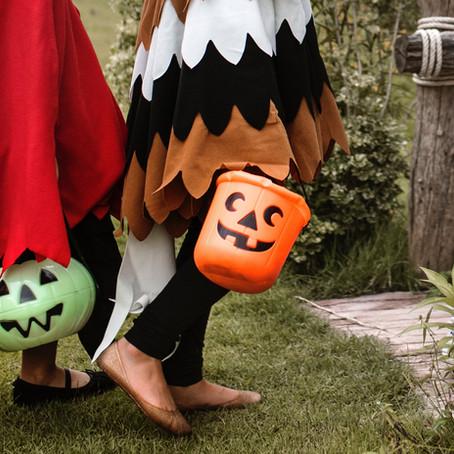 A Mindful Halloween