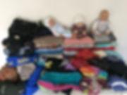 écharpes et portes bébé disponible en atelier de portage