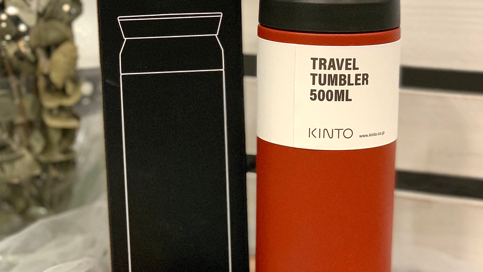 Kinto Traveller & Four Sigmatic Adaptogens