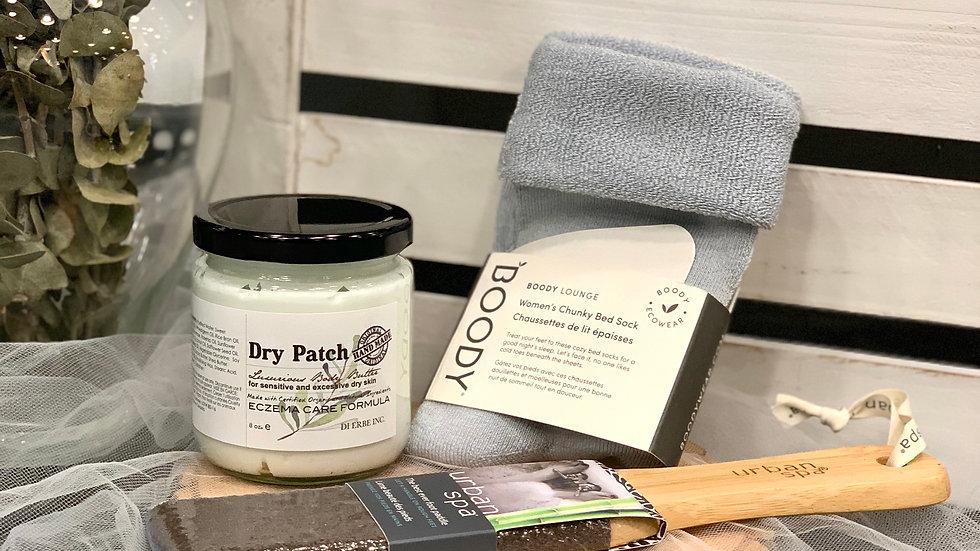 Sleep Socks & Dry Patch Bundle