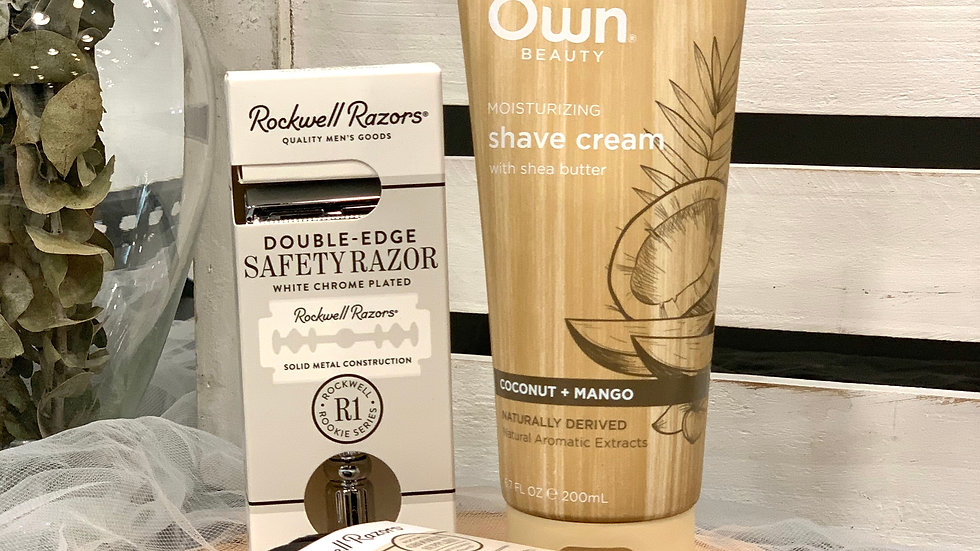 Eco Shave Bundle