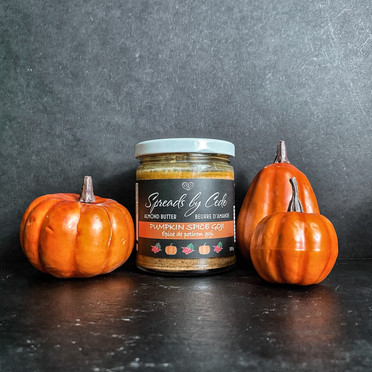 Pumpkin Nut Butter!!