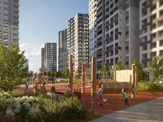 Сбербанк реализовал комплексное финансирование проекта ГК «Энко» — на покупку земли и возведение жил