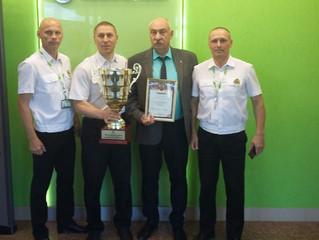 Курганская служба охраны лучшая на Урале
