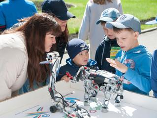 Роботы-сумоисты примут участие в «Зелёном Марафоне»
