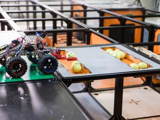 Сбербанк выступил генеральным партнером соревнований по робототехнике «Кубок РТК: Тюмень»