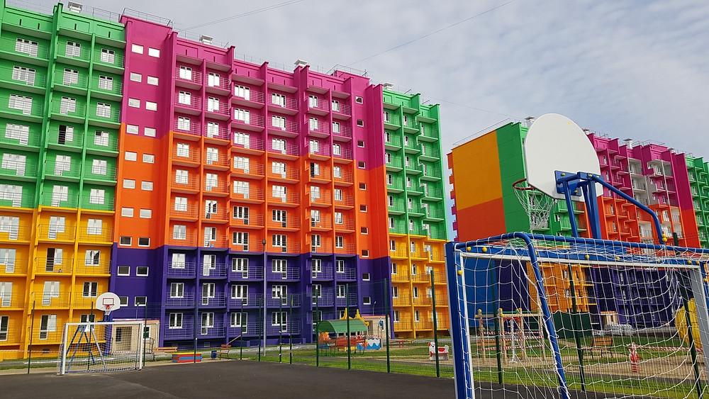 ЖК Яркий. Фото с сайта atlant45.ru