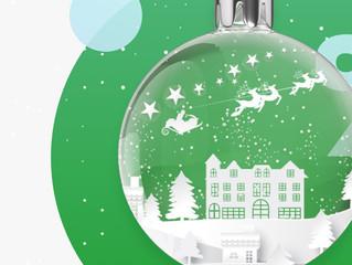 Сбербанк поздравляет клиентов с Новым годом и сообщает о режиме работы офисов в праздничные дни