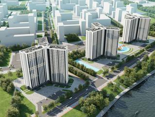 Сбербанк профинансировал строительство жилого комплекса DOC группы компаний ТИС на 1,5 млрд рублей