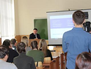 Сбербанк проводит лекции по актуальным финансовым инструментам          в вузах