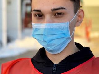 Сбербанк выделил волонтерам в Кургане защитные маски