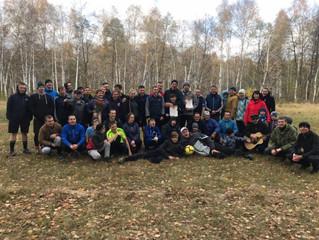 Волонтеры Курганского отделения Сбербанка уступили в футболе воспитанникам детдома