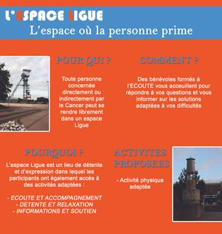 Espace Ligue de Saint-Eloy-les-Mines